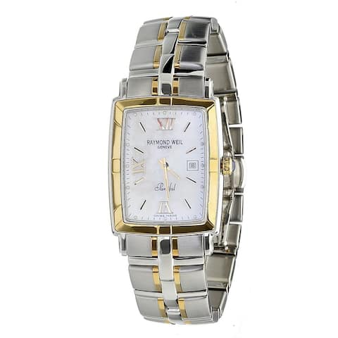 Raymond Weil Men's 9340-STG-00307 'Parsifal' Two Tone Stainless Steel Watch
