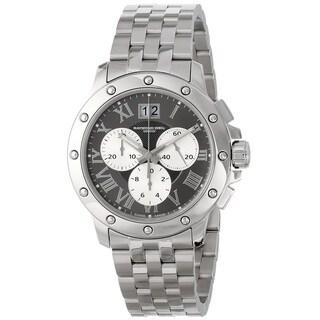 Raymond Weil Men's 4899-ST-00668 'Tango' Chronograph Swiss Quartz Stainless Steel Watch