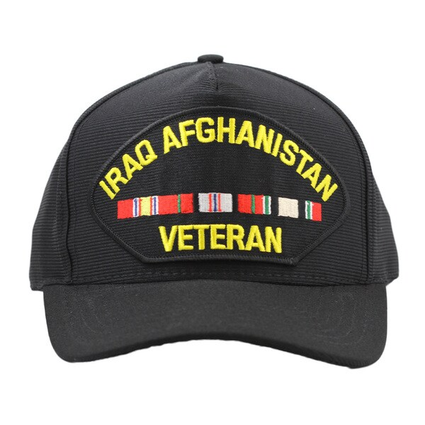 Iraq And Afghanistan Veteran Cap