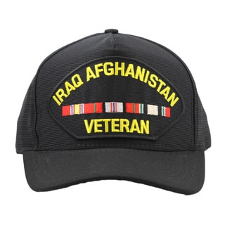 Iraq And Afghanistan Veteran Cap
