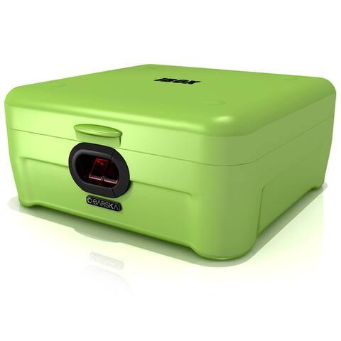 iBOX Dual Biometric Secure Storage Device