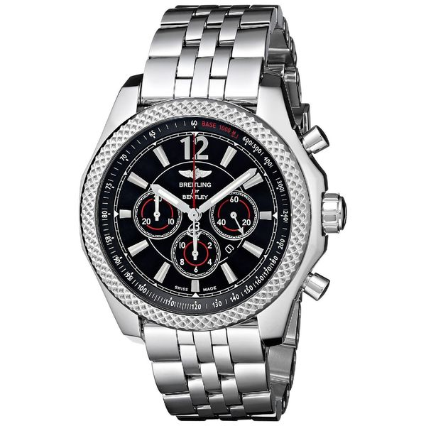 Breitling Men's A4139024-BB82-984A Barnato 42MM Black Dial Automatic Watch. Opens flyout.