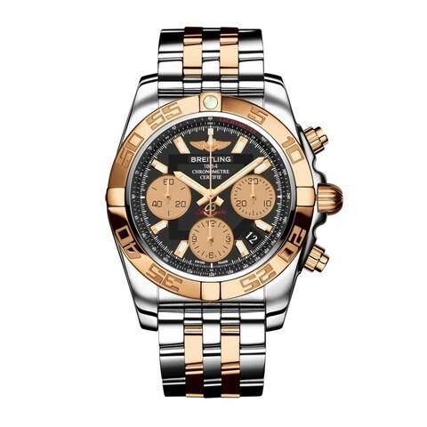 Bretling Men's Windrider Chronomat 41 Stainless Steel Watch