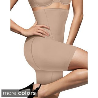 Bali One Smooth U High Waist Cool Comfort Design Thigh and Waist Shaper