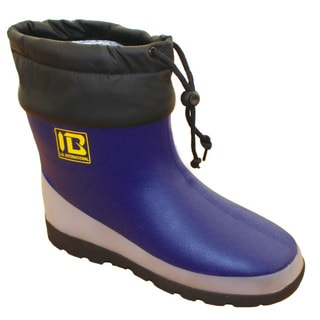 I.B. International Women's Navy Blue Non-Slip Lightweight EVA Boots
