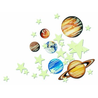 Toysmith Glow Planets and Supernova