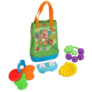 Fisher Price Laugh and Learn Sing N' Learn Shopping Tote