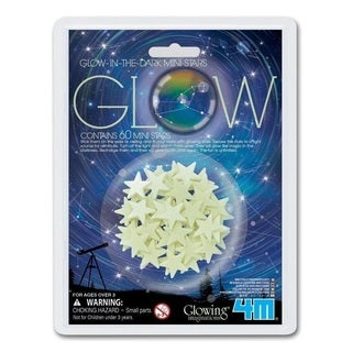 Toysmith Color Glow Mini Stars