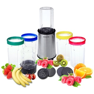 Ovente 17-piece All Purpose Stainless Steel Flash Blender