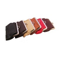 Bifold Coin Holders