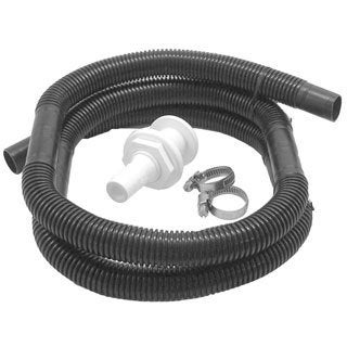 Shoreline Marine Bilge Pump Plumbing Kit