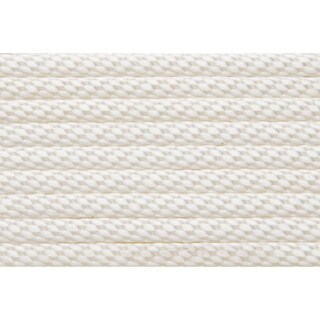 Shoreline Marine 3/16-inch White Solid Braid Nylon Anchor Line (75 Inches)