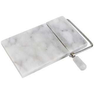 Cook N Home White Marble Cheese Slicer