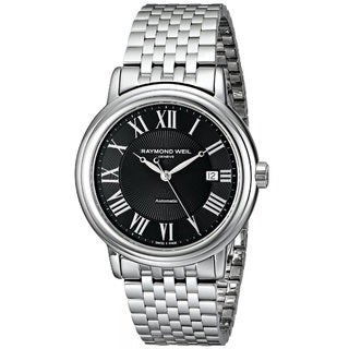Raymond Weil Men's 2847-ST-00209 'Maestro' Stainless Steel Automatic Watch