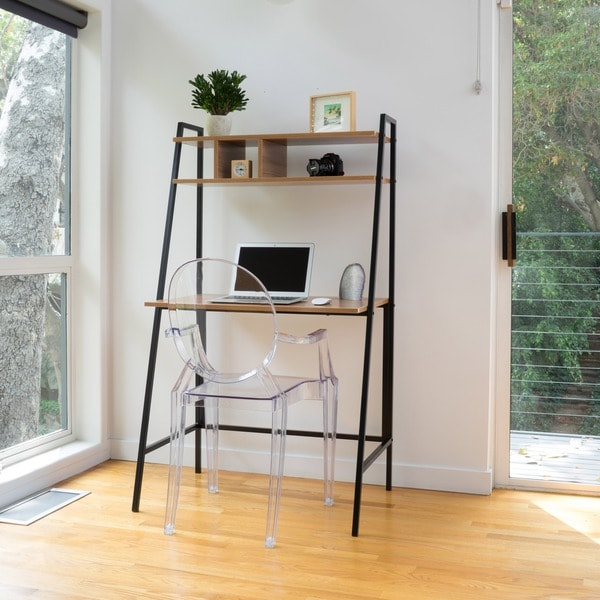 Shop Sigma Computer Desk By Christopher Knight Home Free