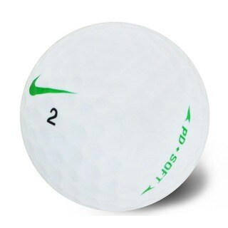 Pack of 36 Nike PD Soft Golf Balls (Recycled)