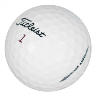 Pack of 36 Titleist Nxt Tour Recycled Golf Balls (Recycled)