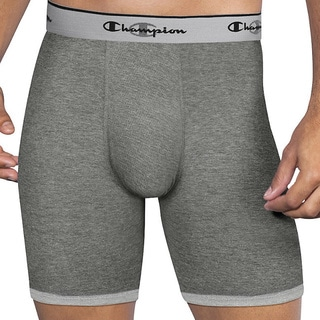 Champion Performance Stretch Long Boxer Brief (2-pack)