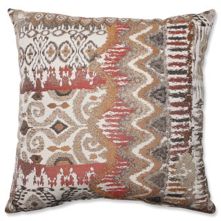 Pillow Perfect Medley Bronze Throw Pillow