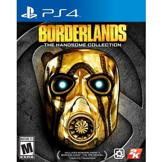 PS4 - Borderlands: The Handsome Collection