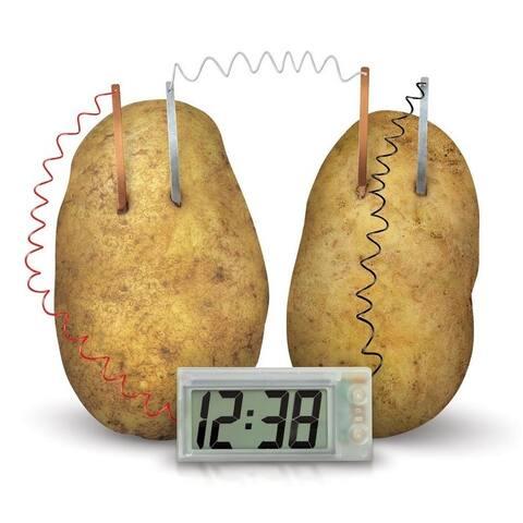 Toysmith Green Science Potato Clock