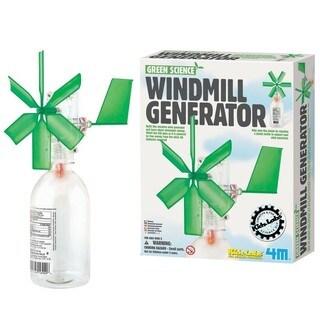 Toysmith Green Science Windmill Generator