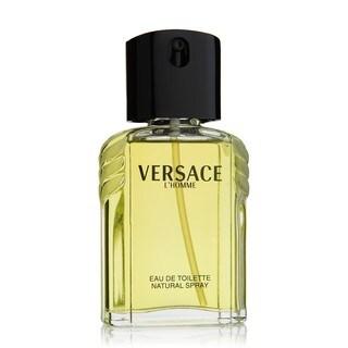 Versace l'Homme Men's 3.4-ounce Eau de Toilette Spray (Tester)