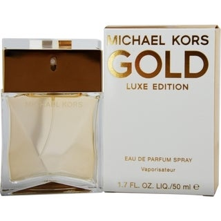 Michael Kors Gold Luxe Edition Women's 1.7-ounce Eau de Parfum Spray