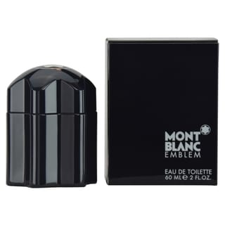 Mont Blanc Emblem Men's 2-ounce Eau de Toilette Spray