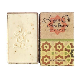 Moroccan Argan Oil 8.8 oz. Botanical Craft Soap Brick