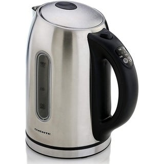 Ovente Electric Kettle 1.7L with 5 Temperature Control Settings