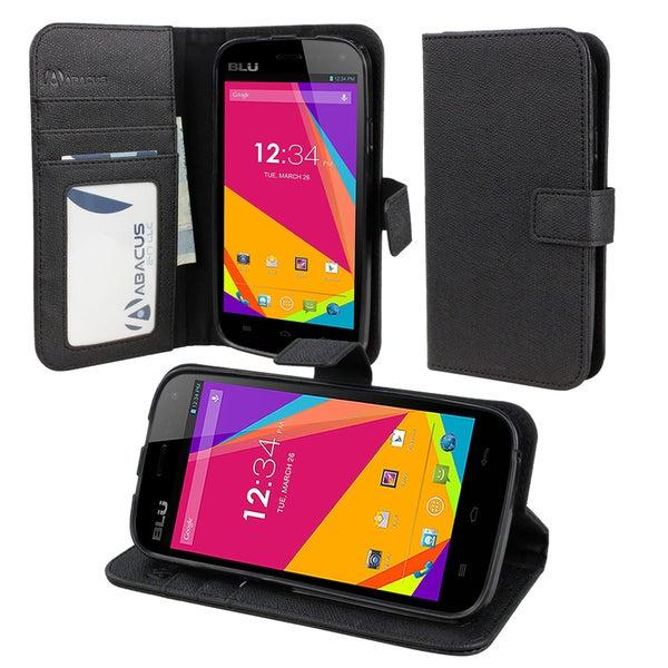 huge selection of b3995 099dc Abacus 24/7 Wallet Phone Case for BLU Studio 5.0 II D532u