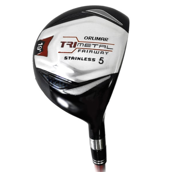Orlimar Golf Trimetal 19 Degree Men S Right Hand 5 Fairway