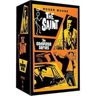 The Saint: The Complete Series (DVD)
