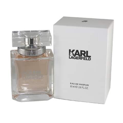 Karl Lagerfeld Women's 2.8-ounce Eau de Parfum Spray