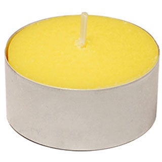 Extended Burn Citronella Tea Light Candles (100-pack)