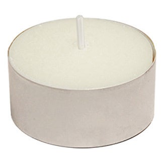 Extended Burn Tea Light Paraffin Wax Candles (Set of 100)