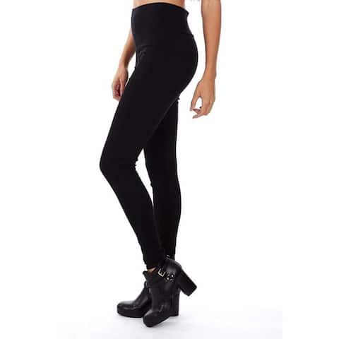 Juniors' High-waist Leggings