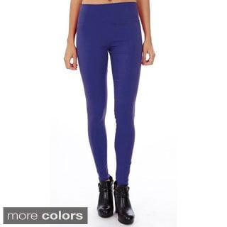 Juniors' High-waist Leggings