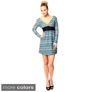 Sara Boo Empire Waist Dress