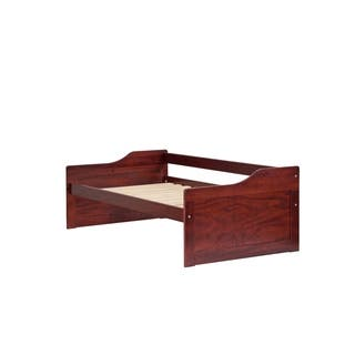 Palace Imports Rio 100-percent Solid Wood Twin Size Day Bed|https://ak1.ostkcdn.com/images/products/9797058/P16965028.jpg?impolicy=medium
