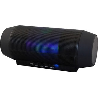 QFX BT-44 Speaker System - Portable - Battery Rechargeable - Wireless
