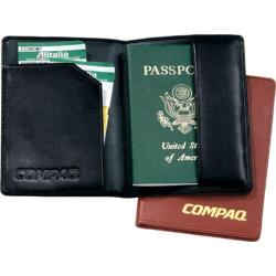 Millennium Leather Passport Jacket Black Florentine Napa Leather