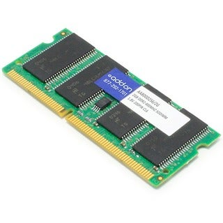 AddOn JEDEC Standard 2GB DDR2-800MHz Unbuffered Dual Rank 1.8V 200-pi