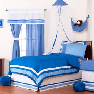 Simplicity Blue 8-piece Bed in a Bag with Sheet Set|https://ak1.ostkcdn.com/images/products/9798463/P16966271.jpg?impolicy=medium