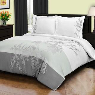 Superior Sydney 3-piece Cotton Duvet Cover Set