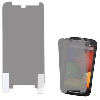 INSTEN Clear Screen Protector For Motorola Moto G 2nd Gen (Pack of 2)