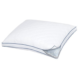 Serta Always Supportive Memory Foam and Microfiber Pillow