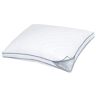Touch of Comfort Always Supportive Memory Foam and Microfiber Pillow