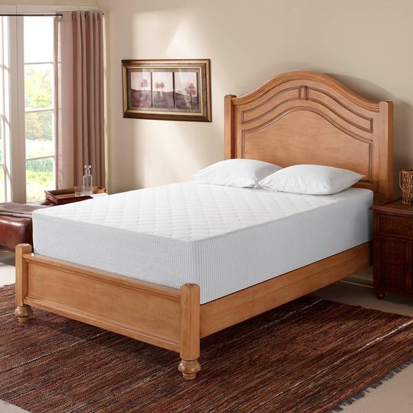 Shop Touch of Comfort 14-inch Queen-size Gel Memory Foam ...